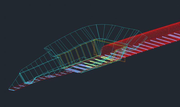 3次元データの画像